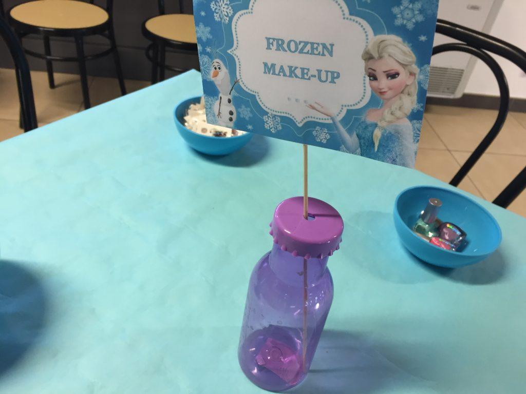 frozen make up
